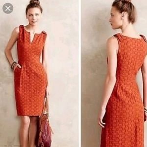 Antrhopologie tabitha woven dress